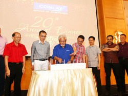 Conlay Group 20th Anniversary (1998-2018)