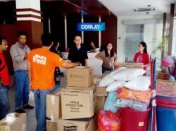 Bantuan Banjir Pantai Timur