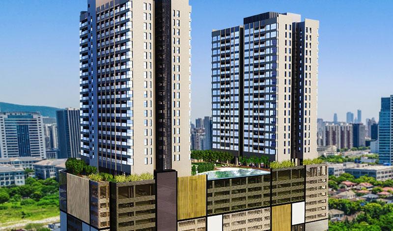 Seven Mall Residences Yen 17 Petaling Jaya